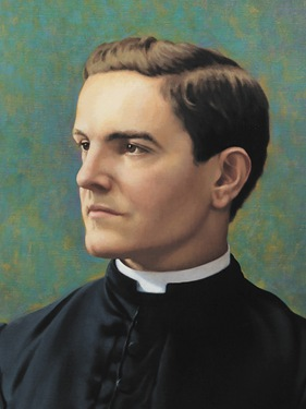 Pic of Fr.McGivney