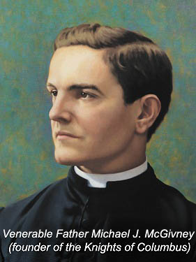 Picture of Father McGivney