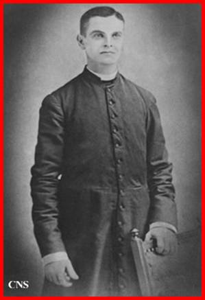 Picture of a young Father McGivney